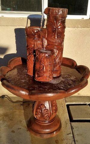 fuente de tiki for Sale in Bloomington, CA