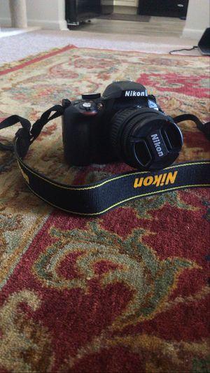 Nikon D3300 DSLR Digital Camera for Sale in Arlington Heights, IL