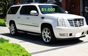 $1OO0 🔑I'm the first owner🍁and i want to sell my 2OO8 Cadillac Escalade🔑 for Sale in New Haven, CT