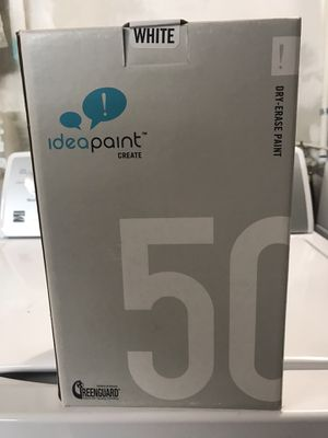 White dry erase board paint for Sale in Manteca, CA