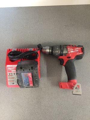 "Milwaukee 1/2"" hammer drill w/batt & Charger for Sale in Orlando, FL"