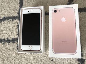iPhone 7 256gb for Sale in Redondo Beach, CA