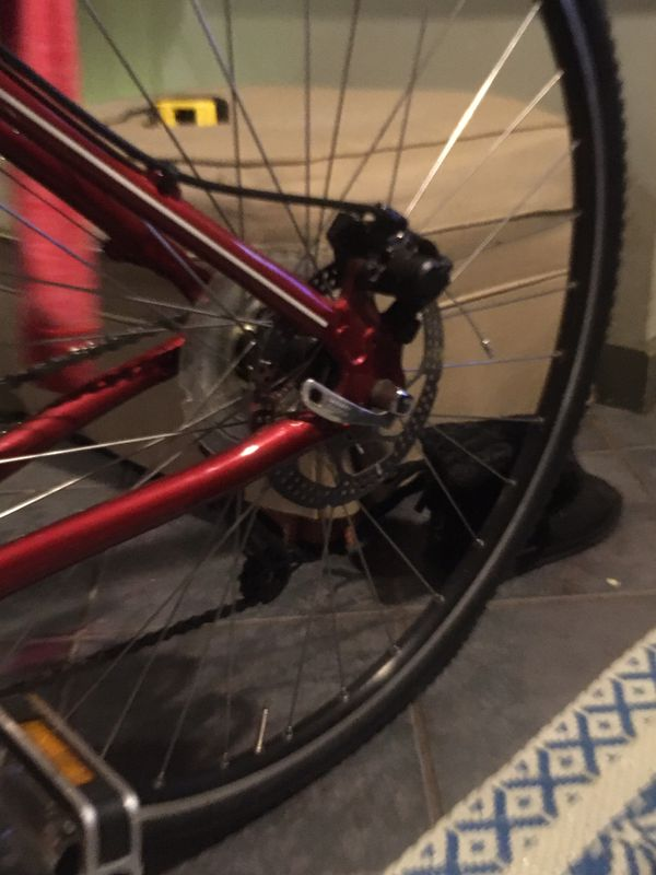 Transit Cherry Creek Bike