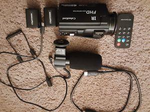 Video camcorder for Sale in Riverside, CA