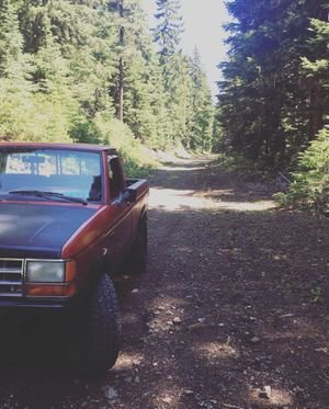 1989 Ford Ranger 4x4 2.9 5spd for Sale in Gresham, OR