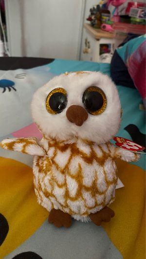 Ty owl plush for Sale in Tracy, CA