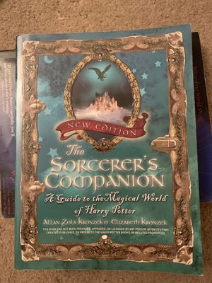 """""""The Sorcerer's Companion: A Guide to the Magical World of Harry Potter"""" for Sale in Huntington Beach, CA"""