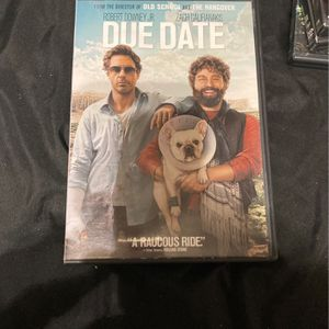 Due Date DVD for Sale in Buffalo, NY