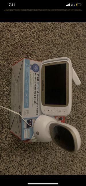 Baby monitor camera Motorola for Sale in Renton, WA