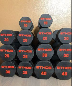 Dumbbells for Sale in Pearl Beach, MI