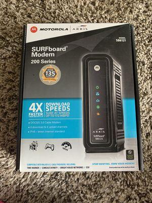Motorola modem N TP link router for Sale in Tampa, FL