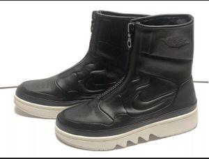 NEW Sz 8.5 Women's Air Jordan 1 Jester XXBlack / Sail AQ7887 001 for Sale in Beverly, NJ