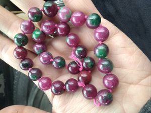 Ruby Zoisite Strand of Beads! for Sale in San Francisco, CA