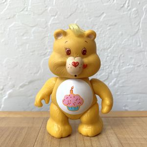 Vintage Care Bears Birthday Bear Collectable Poseable Figure Toy for Sale in Elizabethtown, PA