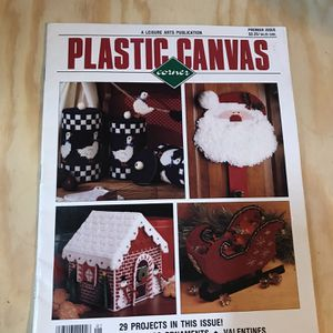 Plastic Canvas Pattern Magazines for Sale in Vancouver, WA