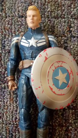 Captain America The Winter Soldier Action Figure for Sale in Los Angeles,  CA