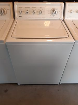Kenmore washer large capacity for Sale in Bellflower, CA
