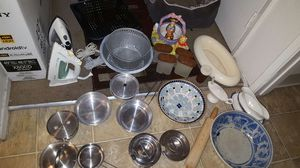 KITCHEN ITEMS for Sale in Lemon Grove, CA