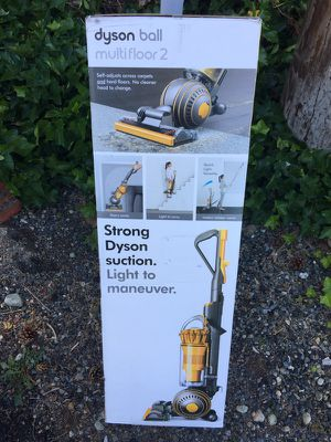 Brand New Dyson ball Multifloor2 vacuum for Sale in Lakewood, WA
