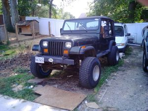 Jeep w 95 m 120 for Sale in Woodbridge, VA