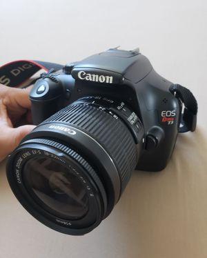 Canon EOS Rebel T3 for Sale in Honolulu, HI