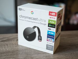 SEALED NEW IN BOX GOOGLE CHROME CAST CHROMECAST ULTRA HDMi SMART TV for Sale in Fresno, CA