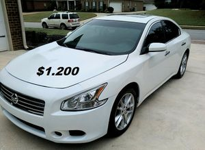 2013 Nissan Maxima $1200 --Fully maintained-- New Tires! for Sale in Atlanta, GA