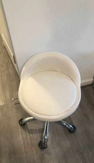 White chair for dresser for Sale in Fairfax, VA