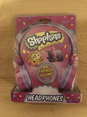 Shopkins headphones for Sale in Manhasset, NY