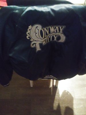 Conwat twitty vintage tour jacket for Sale in Baton Rouge, LA