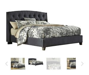 King size bed set for Sale in Alexandria, VA