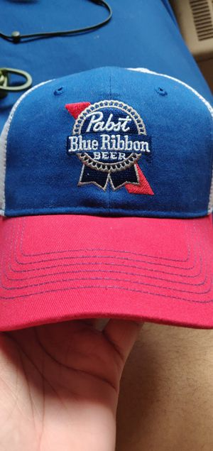 Used, Pabst blue ribbon snapback for Sale for sale  Chesapeake, VA