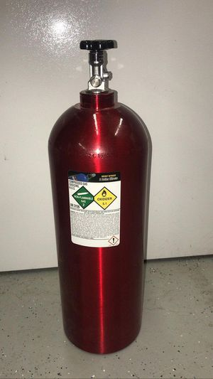 20 pound N.O.S tank for Sale in Corona, CA