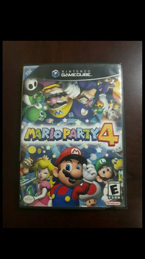 Mario Party 4 Nintendo Gamecube Game for Sale in Irving, TX
