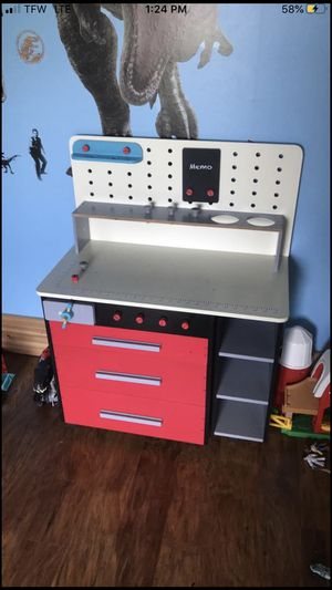 Kids Work Bench for Sale in Victoria, TX
