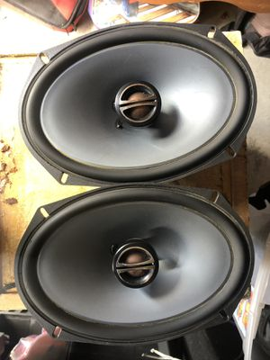 6X9 Alpine Speakers for Sale in Woodburn, OR