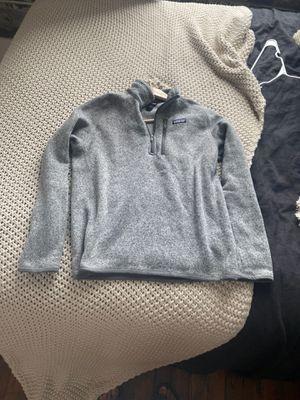 Men's Patagonia 1/4 Zip Fleece Size Medium for Sale in Knoxville, TN