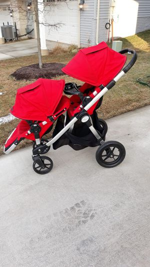 CitySelect double stroller with tray for Sale in Sterling, VA