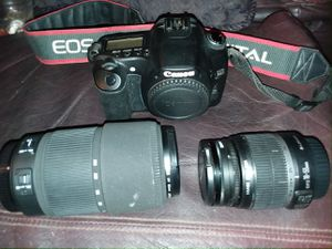 ☆Canon EOS 30D☆ for Sale in Norman, OK