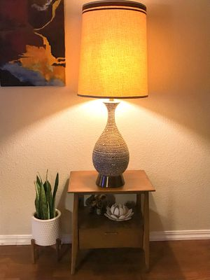 Mid Century modern lamp for Sale in Fresno, CA