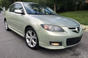 0NLY $3400 ! 2008 Mazda 3 Touring! Aux ! Light Green Color for Sale in Chevy Chase, MD