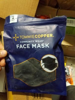 Tommie cooper face mask community wear 2 pack for Sale in Parma, OH