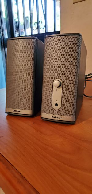Bose Companion 2 Series II Multi Media Speaker System. for Sale in Rosemead, CA