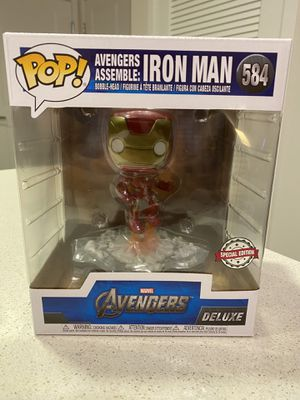 Funko Iron Man Assemble Special Edition Marvel for Sale in Westminster, CA
