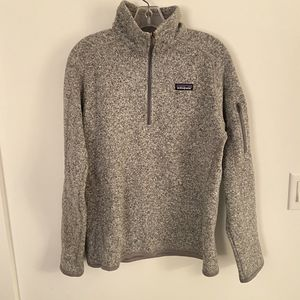 Patagonia | Better Sweater 1/4-Zip Fleece ; Women's Large for Sale in Denver, CO
