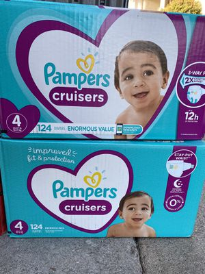 Pampers $30 each for Sale in Torrance, CA