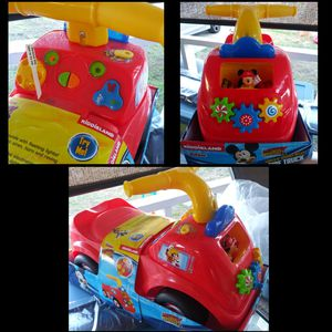 $25 brand new Mickey Mouse ride on car for Sale in South El Monte, CA