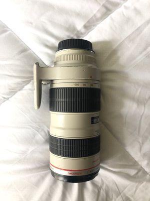 Canon 70-200 version 1 for Sale in Orange, CA