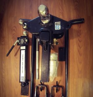 Load Leveler & AntiSway Hitch for Sale in Abernathy, TX