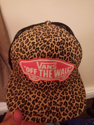 Vans hat for Sale in Rolling Meadows, IL